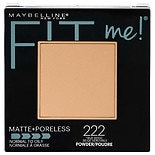 Maybelline Fit Me Matte + Poreless Powder Makeup True Beige