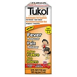 Tukol Children's Cold & Fever Relief Liquid Cherry