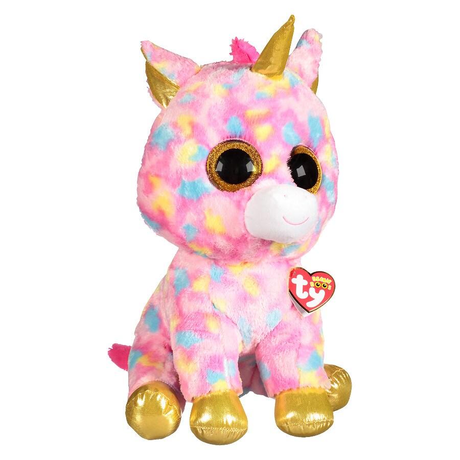 5d3f7fe17ec Ty Beanie Boos Fantasia Unicorn Large1.0 ea