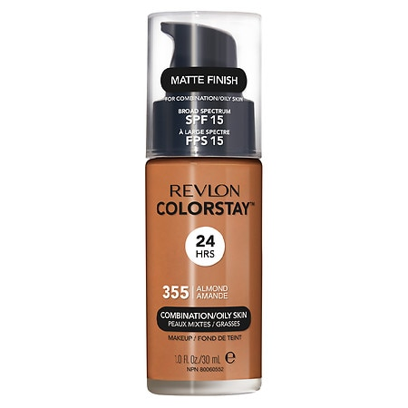 Revlon ColorStay for Combo/Oily Skin Makeup - 1 oz.