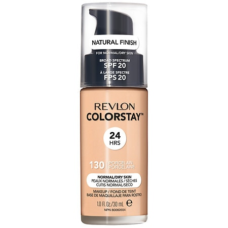 Image of Revlon ColorStay for Normal/Dry Skin Makeup with SoftFlex - 1 oz.
