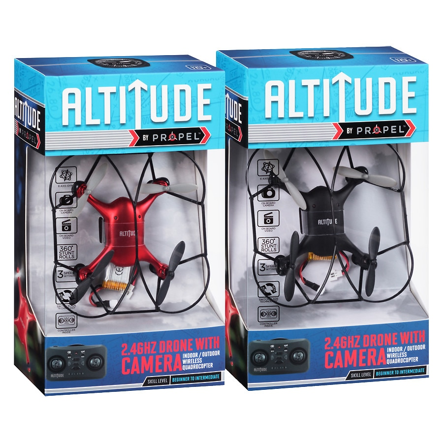 Altitude Mini Drone With Camera Assorted Walgreens