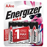 Energizer Max Batteries AA