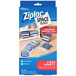 Ziploc Space Bags Travel Size Large