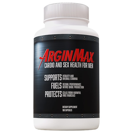 Image of ArginMax for Male Sexual Fitness - 180 capsules