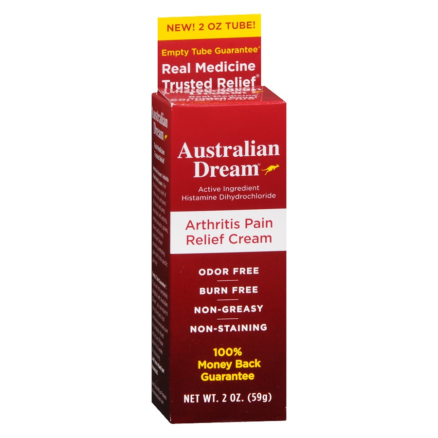 Australian dream cream coupons