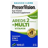 PreserVision Areds 2 Multi-Vitamins