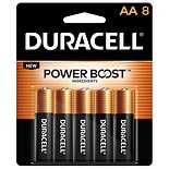 Duracell Coppertop Alkaline Batteries AA