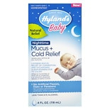 Hyland's Baby Nighttime Mucus & Cold Relief Liquid