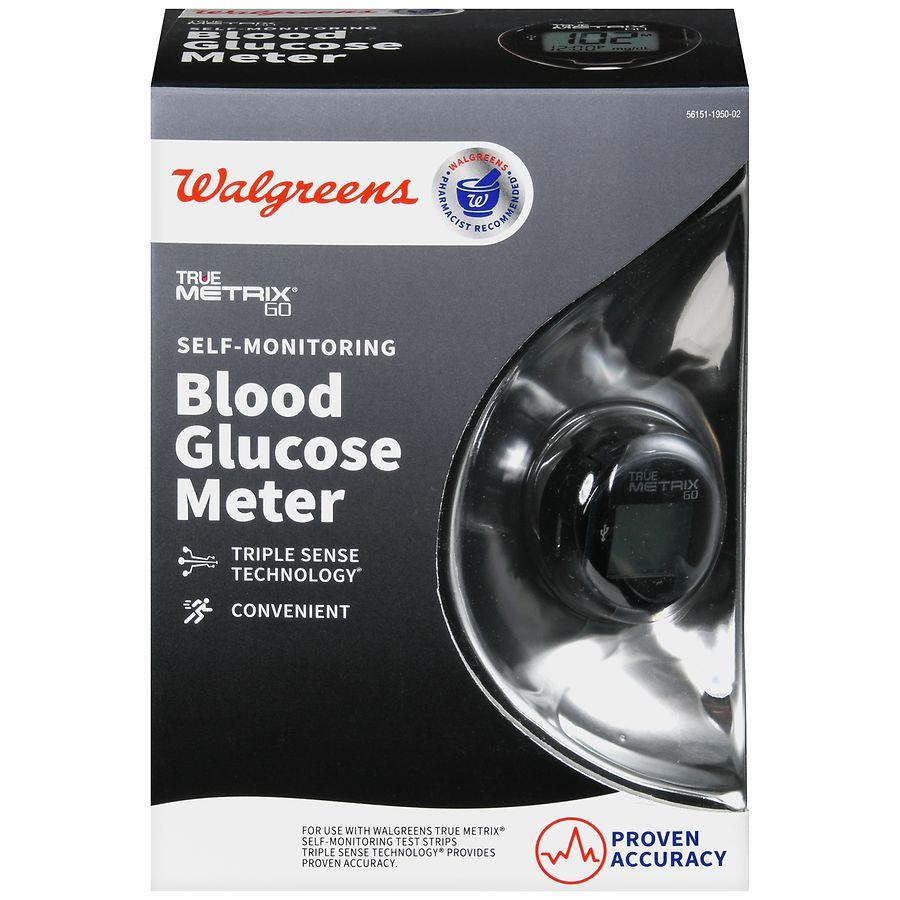 At Home Diabetes Test Walgreens