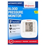 Walgreens Auto Wrist Blood Pressure Monitor 2016