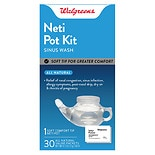 Walgreens Neti Pot Soft Tip