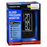 Walgreens Premium Arm Blood Pressure Monitor 2016