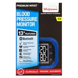 Walgreens Premium Wrist Blood Pressure Monitor 2016