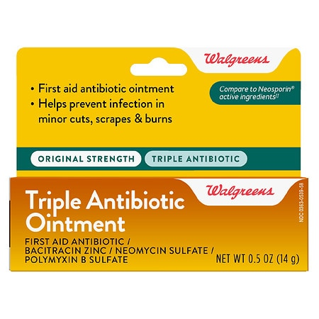 Antibiotics & Antiseptics | Walgreens