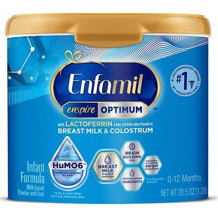 Enfamil Enspire Non-GMO Powder Tub - 20.5
