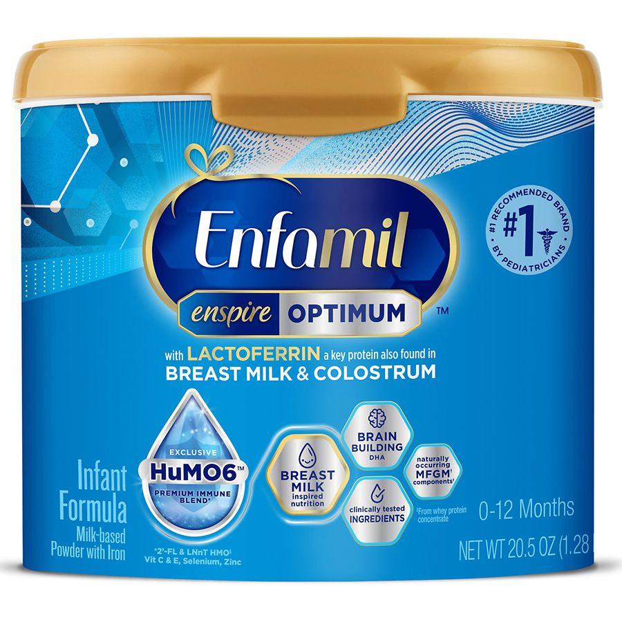 Enfamil Enspire Non-GMO Powder Tub | Walgreens