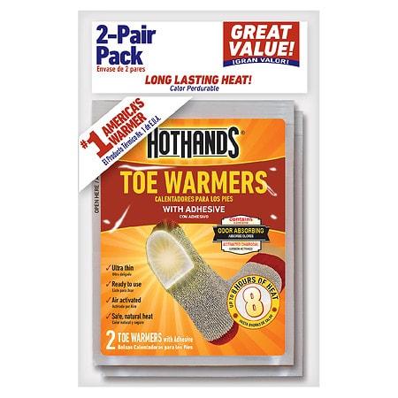 HotHands Toe Warmers - 2 ea