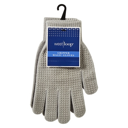 West Loop Magic Gloves With Gripper Assortment - 1 ea