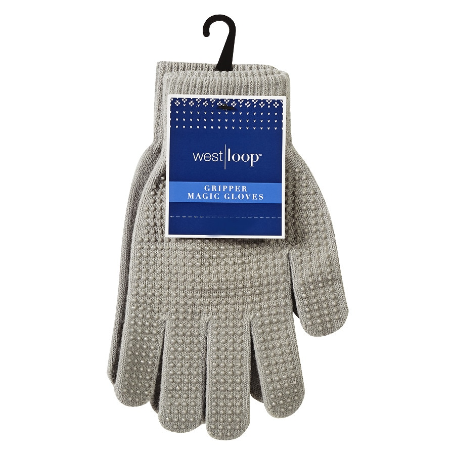 West Loop Magic Gloves With Gripper Assortment