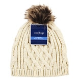 West Loop Women's Knit Beanie With Pom Assortment