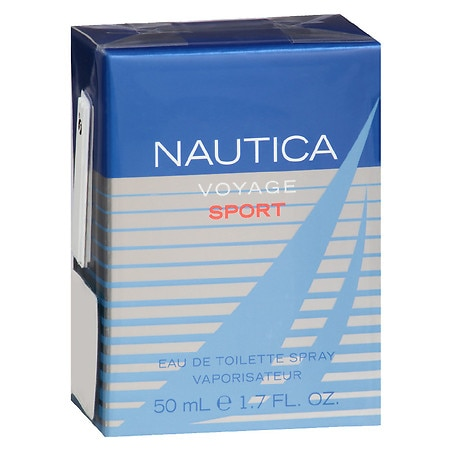 Nautica Voyage Sport Eau de Toilette Spray - 1.7 oz.