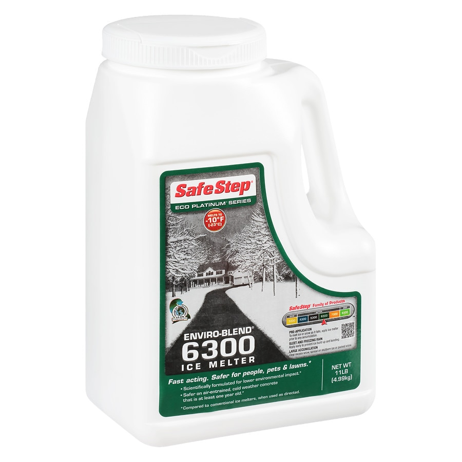 Safe Step Power Ice Melt Jug 6300 Walgreens
