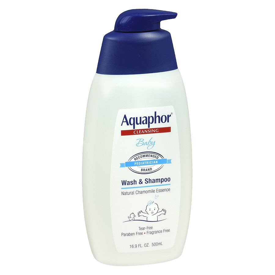 Aquaphor Baby Wash And Shampoo Walgreens