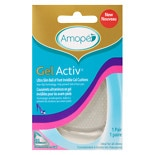 Amope GelActiv Ultra Slim Ball Of Foot Invisible Gel Cushion