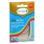 Amope GelActiv Invisible Gel Heel Cushions