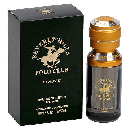 Beverly Hills Polo Club Men's Classic Eau de Toilette Spray - 1.7 oz.