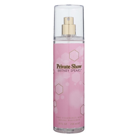 Britney Spears Private Showing Fine Fragrance Body Mist - 8 oz.