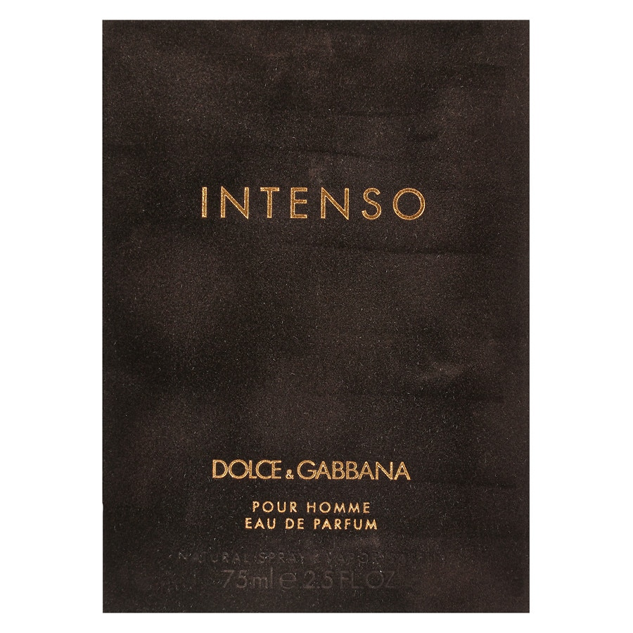 14bce5eab6bb Dolce & Gabbana Intenso Men Eau de Toilette Spray | Walgreens