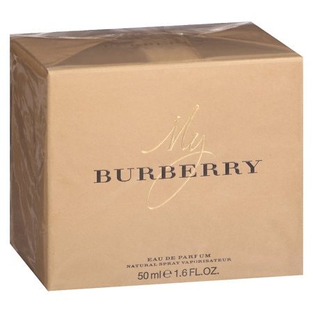 Burberry My Burberry Women's Eau de Parfum Spray - 1.6 oz.