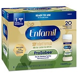 Enfamil ProSobee Nursette 20 Cal Ready To Use