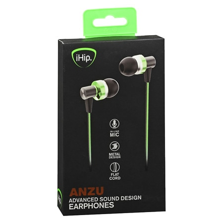 IHIP Anzu Advanced Sound Design Earphones - 1 ea