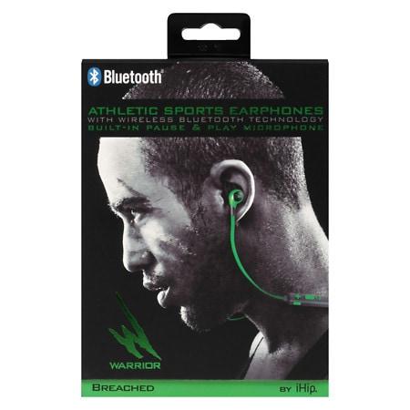 IHIP Bluetooth Sport Warrior Earphones - 1 ea