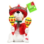 Walgreens Animated Puppy With Maracas Assortment