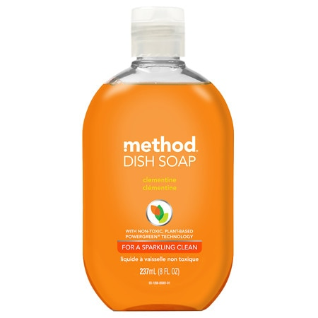 Method Dish Soap Clementine - 8 oz.