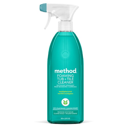 Method Foaming Bathroom Cleaner - 28 oz.