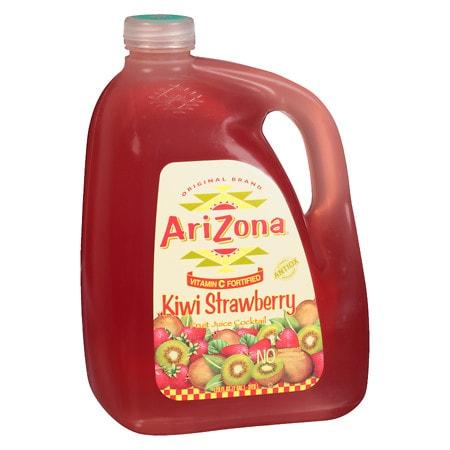 Arizona Beverage Kiwi Strawberry - 128 oz.