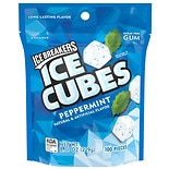 Ice Breakers Ice Cubes Mints Pouch Peppermint