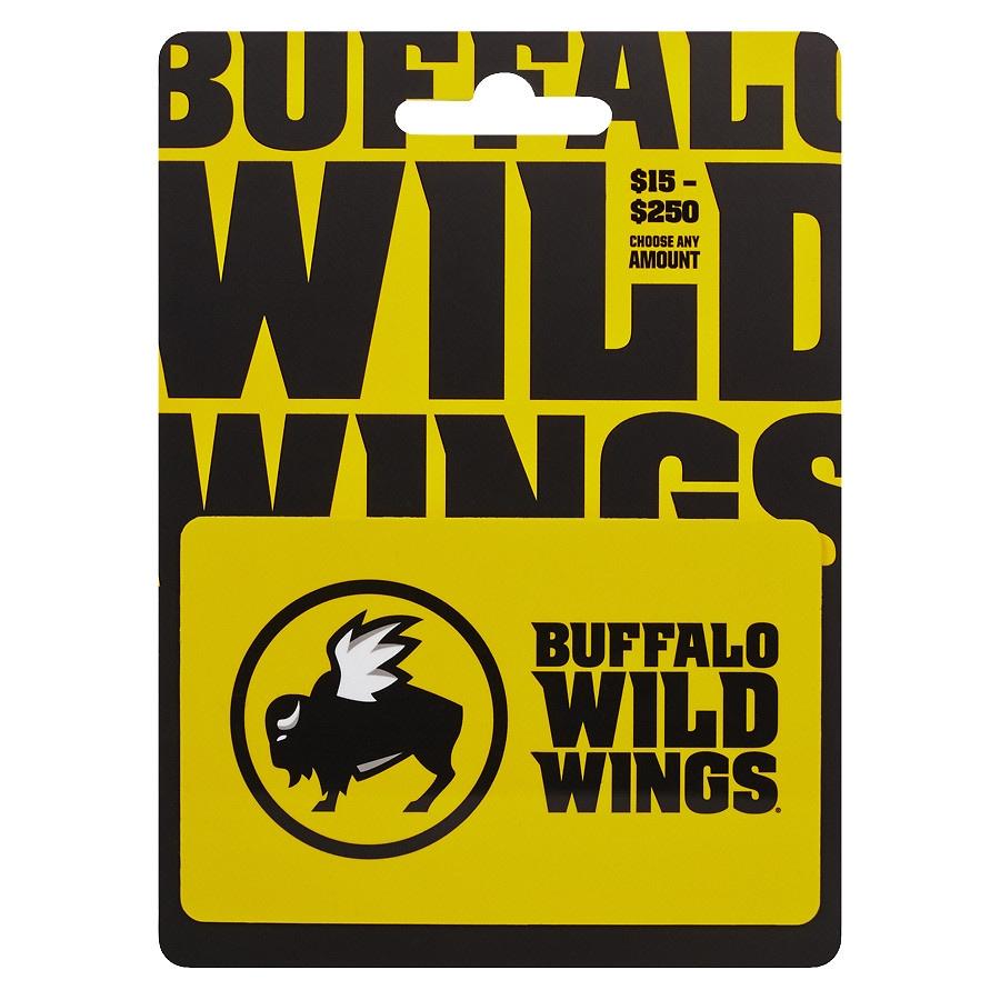 Buffalo Wild Wings Non-Denominational Gift Card