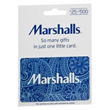 Marshalls Non-Denominational Gift Card