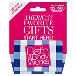 Bath & Body Works General Gift Cards | Walgreens