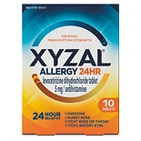 XYZAL Allergy Medicine