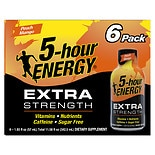 5-Hour Energy Extra Strength Energy Shots Peach Mango