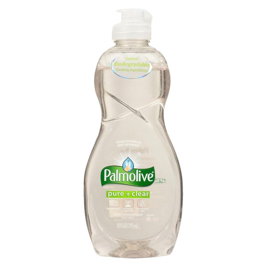 Palmolive Dish Soap Pure Clear Walgreens