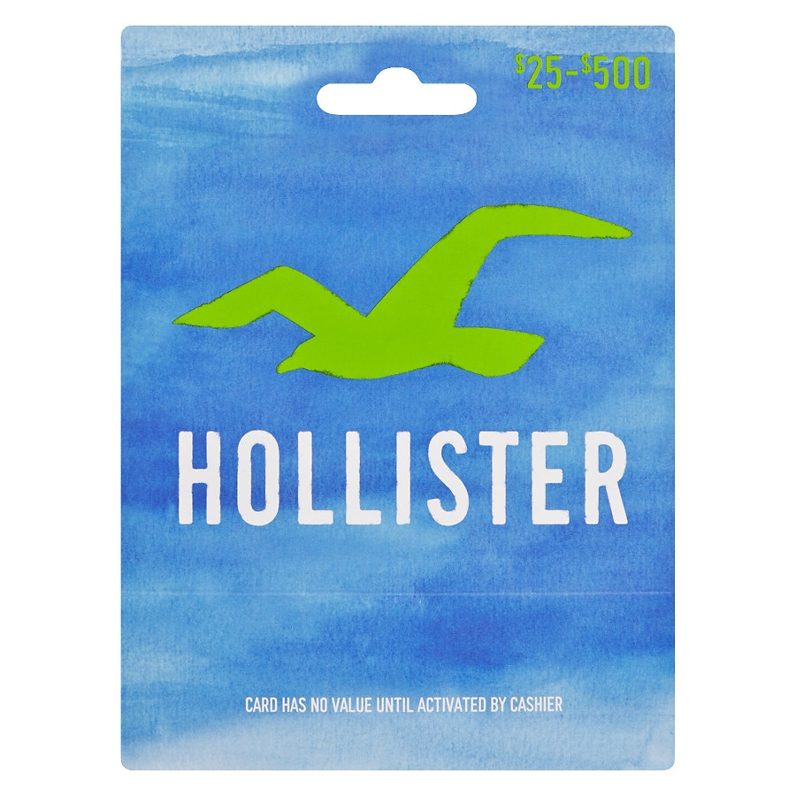 Hollister Non-Denominational Gift Card1.0 ea