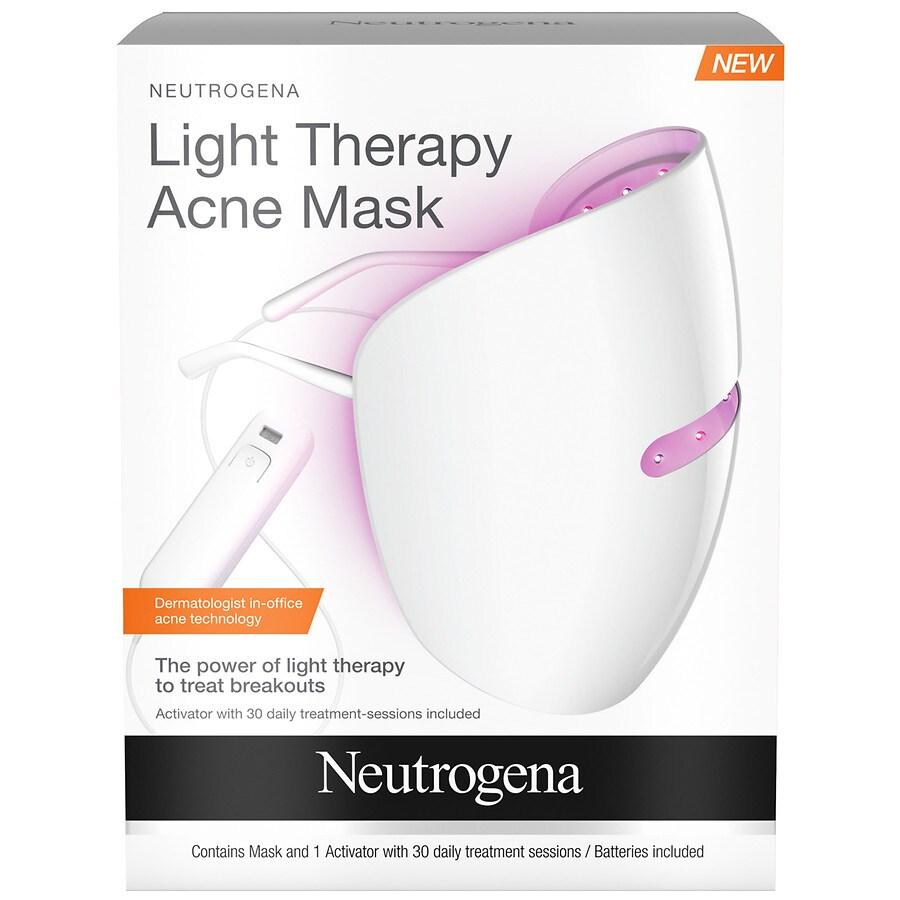 Neutrogena Light Therapy Acne Mask | Walgreens